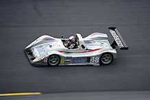 Pilbeam Racing MP84 chassis 04 at 2001 Daytona Rolex 24 Hours
