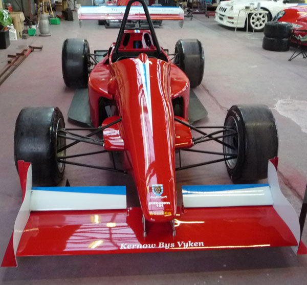 Pilbeam MP101 Hyabusa