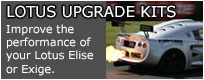 Lotus Elise/Exige Upgrade Kits